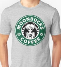 Camiseta ajustada Café Moonbucks