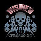 INSIDER SKULL by fuxart
