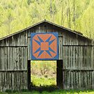 Kentucky Barn Quilt - Happy Hunting Ground by mcstory