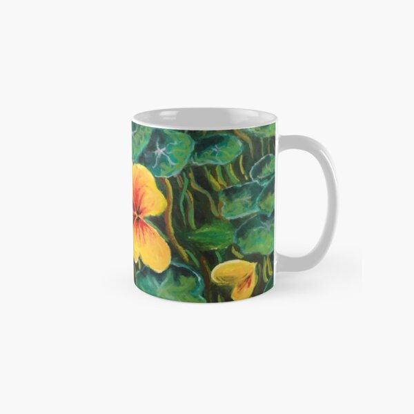Orange flower  Classic Mug