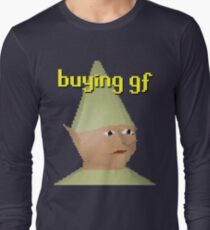 Runescape Gnome Child Long Sleeve T-Shirt