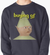 Runescape Gnome Child Pullover