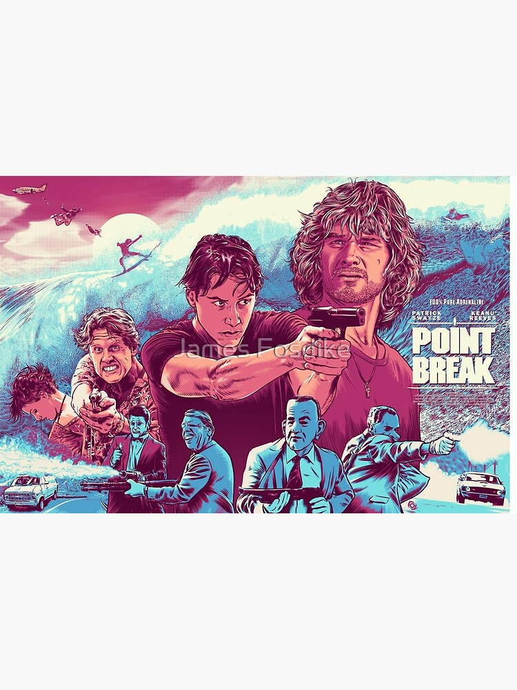 POINT BREAK by MrFoz