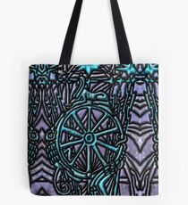 Tarot 10 The Fortune Tote Bag