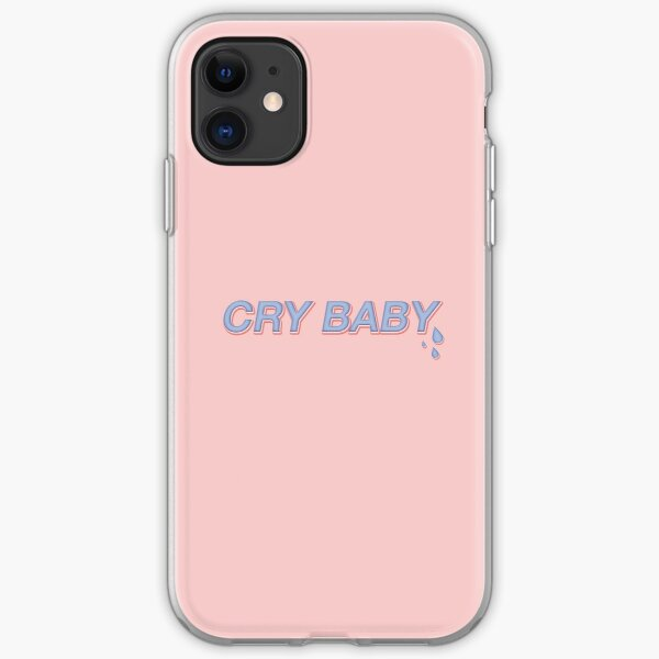 CRY BABY iPhone Soft Case