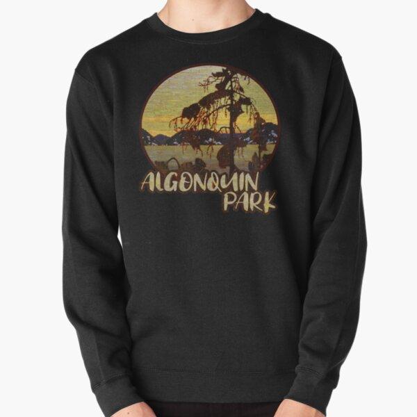 Algonquin Park Canada Pullover Sweatshirt