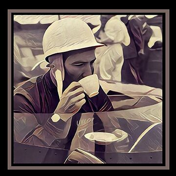 Sir Stirling Moss likes a cuppa! by BiTurbo228