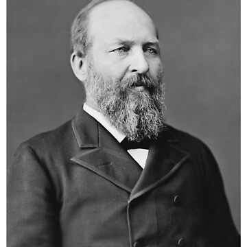 American President James A Garfield by ozziwar