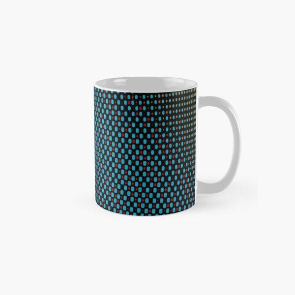 Blue Rainbow Classic Mug