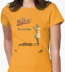 Genesis - Nursery Cryme Womens Fitted T-Shirt