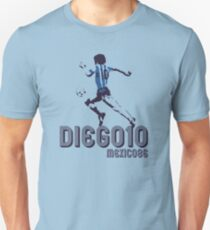 DIEGO10 - MEXICO 1986 WORLD CUP SOCCER T-Shirt