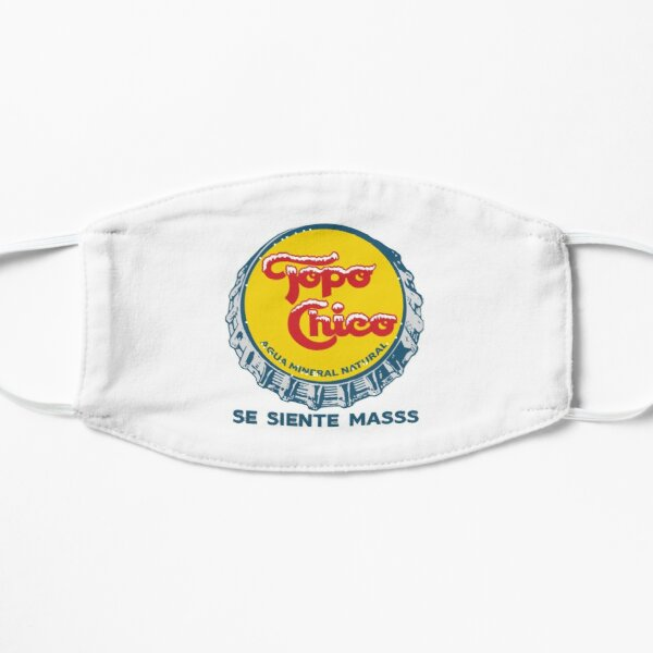 *EXCLUSIVE* Best Selling Topo Chico Flat Mask
