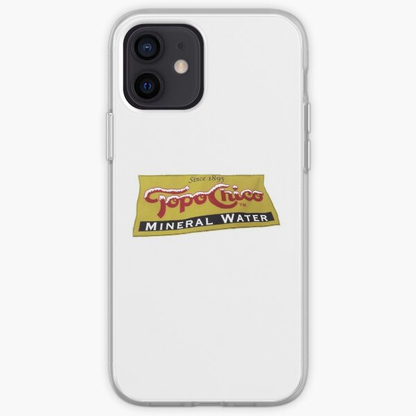 *EXCLUSIVE* Best Selling Topo Chico iPhone Soft Case