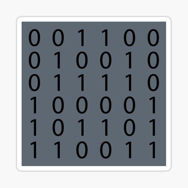 Paradox Correcting Time Code Sticker