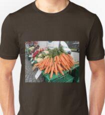 Vegetables for Sale Unisex T-Shirt