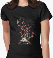 Ikebana Show Women's Fitted T-Shirt
