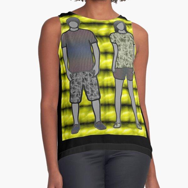 Fashion Ärmelloses Top