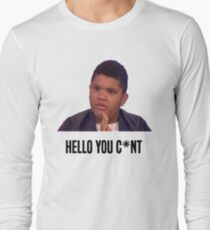 Hello You C*nt | Harvey Price T-Shirt