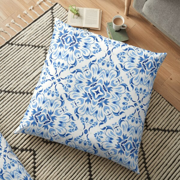 Bohemian mosaic - édition 2021 Floor Pillow