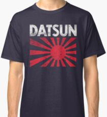 Datsun aufgehende Sonne Classic T-Shirt