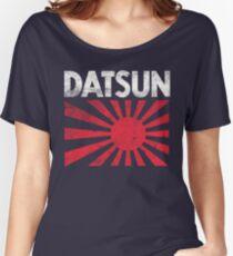 Datsun Rising Sun Women's Relaxed Fit T-Shirt