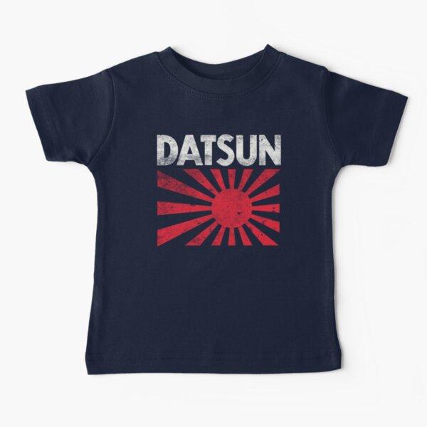 Datsun Rising Sun Baby T-Shirt