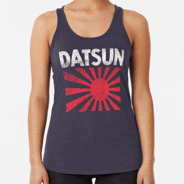 Datsun Rising Sun Racerback Tank Top