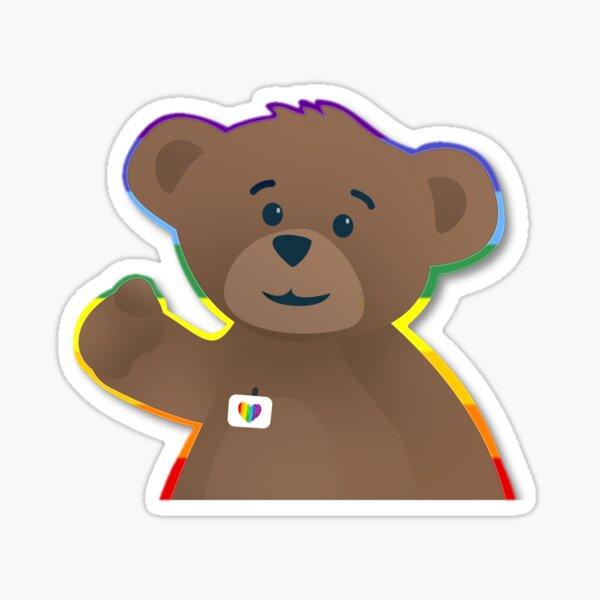 Pride Bear Sticker