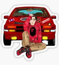 PROJECT AKIRA Sticker