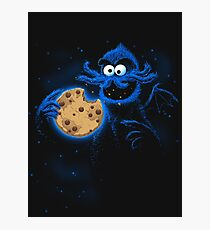 Cookiethulhu Photographic Print