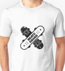 T-shirt Skate Bord T-Shirt