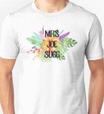 Mrs Joe Sugg – Floral, YouTube T-Shirt