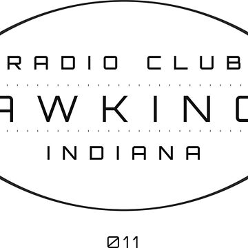 Radio Club Hawkings by teesandlove