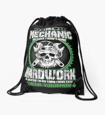 IM A MECHANIC Drawstring Bag