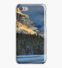 Icefields Parkway Sunset iPhone Case/Skin