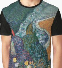 Vincent Van Gogh - The Hermitage Graphic T-Shirt