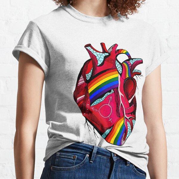 Pride Heart  Classic T-Shirt