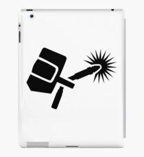 Welder equipment iPad Case/Skin