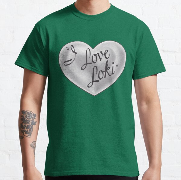 Norse Trickster Love Classic T-Shirt