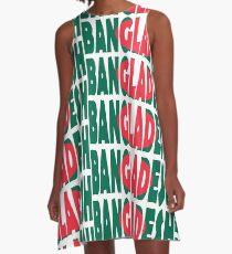 Bangladesh A-Line Dress