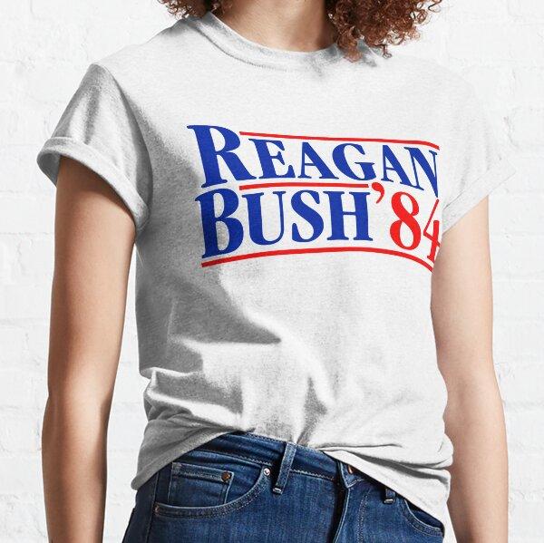 Reagan Bush 84 Classic T-Shirt