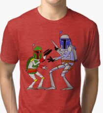 Like Father, Like Son Tri-blend T-Shirt