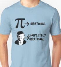 Pi Day Anti Donald Trump  Unisex T-Shirt