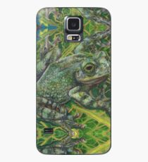 Gray Treefrog Case/Skin for Samsung Galaxy