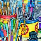 Art Supplies by WildestArt