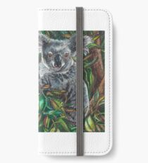 Koala Pause iPhone Wallet/Case/Skin