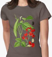 bean Womens Fitted T-Shirt
