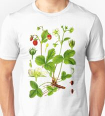 alpine strawberry Unisex T-Shirt