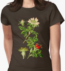 rosehip Women's Fitted T-Shirt