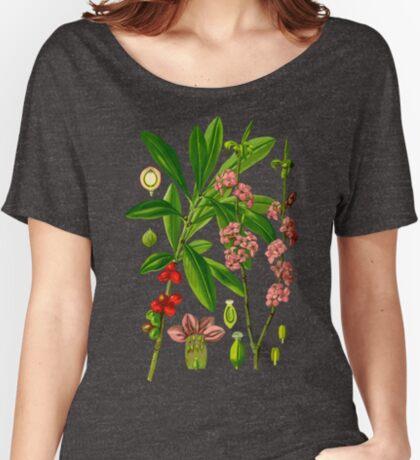 mezereon Women's Relaxed Fit T-Shirt